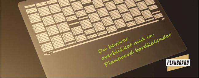 Planboard
